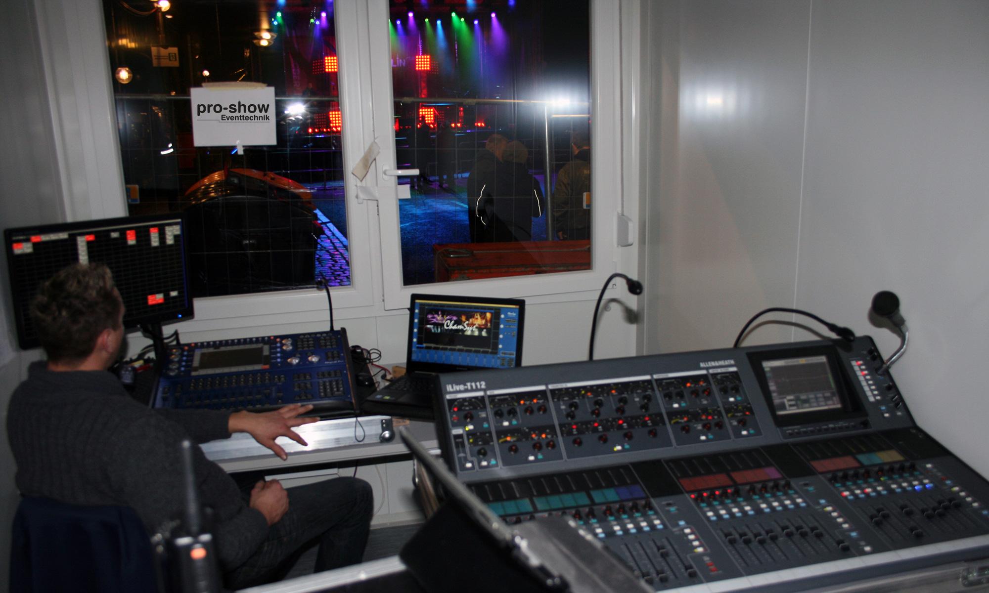 pro show Eventtechnik - Güstrow